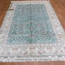 Aqua Silk Rugs Online Buy Wholesale Persian Silk Prayer Rug From China Persian