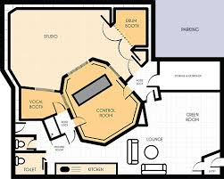 recording studio floor plan recording studio floor plans home design