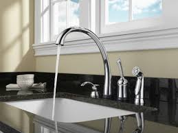 delta pilar kitchen faucet faucet com rp50781ar in arctic stainless by delta