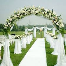 high quality organza fabric wedding decoration buy cheap organza