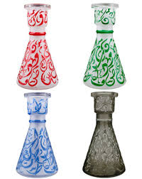 Hookah Vase Replacement Egyptian Pyramid Glass Hookah Vase At Hookah Company