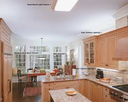 kitchen over cabinet lighting light small kitchen normabudden com