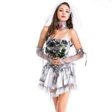 Bride Halloween Costume Kids Compare Prices Bride Carnival Costume Shopping Buy