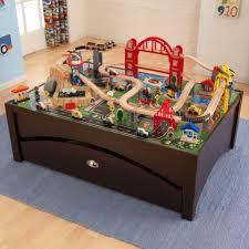 how to put imaginarium train table together metropolis train set table