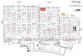 Exhibition Floor Plan Exhibitor Floor Plan