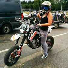 motocross bike numbers 5 types of women that ride motorcycles infographic motocross