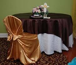 Table Cover Rentals chair cover 1 25 chair cover rental best deal on wedding