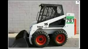 bobcat 751 skid steer loader service repair workshop manual