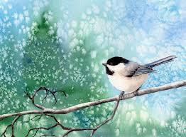 watercolor tutorial chickadee barbara fox daily paintings chickadee 8 sold bird watercolor