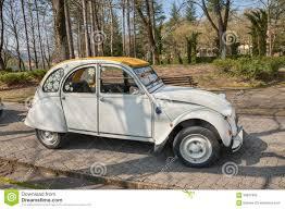 vintage citroen cars vintage french car citroen 2cv editorial image image 56857380