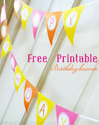 15 free birthday printables i heart nap time i heart nap time