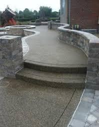Decorative Concrete Patio Contractor Concrete Contractors Driveways Patios Pool Decks Exposed