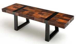 Wood Bench With Metal Legs Furniture Accessories Diy Wooden Furniture Rustic Wooden Benches