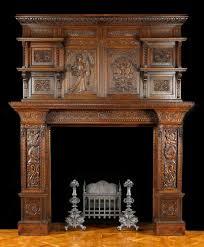 fireplace u0026 accessories unique and antique fireplace mantels