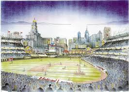 what if the phillies ballpark had been built in center city
