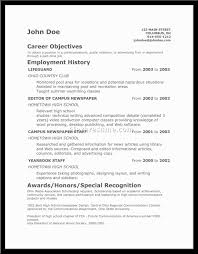 Resume For First Job Examples by Sample Resume Teenager First Job Create Professional Resumes