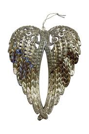 giftcraft inc wing ornament from woodstock by house and