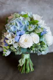 blue wedding bouquets blue wedding flowers wedding ideas chwv