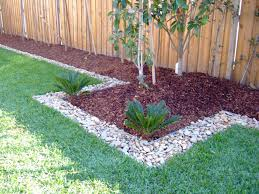 ideas for flower bed edging flower bed border ideas landscaping