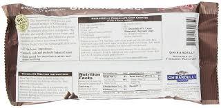 2 Car Garage Door Dimensions Amazon Com Ghirardelli 60 Bittersweet Chocolate Chips 10 Oz