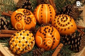 oranges and cloves pomanders for or yule with pagan