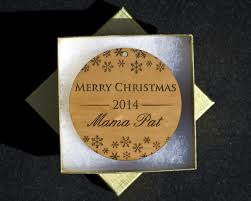 personalized ornament custom text personalized ornament