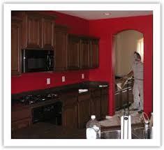 Red And Black Kitchen Cabinets 53 Best Kitchen Images On Pinterest Kitchen Ideas Kitchen And