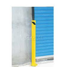 Overhead Door Track Traffic Parking Lot Safety Protectors Column Post Overhead