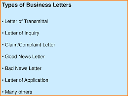 Business Letters Format by 6 Kinds Of Letter Format Ledger Paper