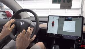 suv tesla inside tesla model 3 interior news teslarati com