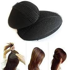 hair bump buy crunchy fashion black color metal hair bump it for women