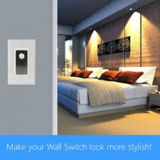 Bedroom Wall Lights With Rocker Switch Sk 8a Wireless Diy 3 Way On Off Anywhere Lighting Home Control
