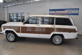 1991 jeep grand 1991 jeep grand wagoneer for sale 1916866 hemmings motor
