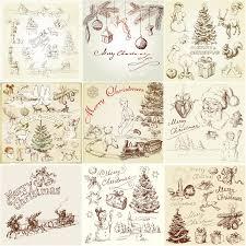 christmas decoration vector graphics art free download design ai