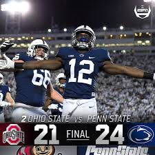 Penn State Memes - espn collegefootball on twitter we are penn state shocks no 2