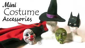 doll u0026 miniature halloween costume accessories polymer clay
