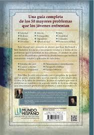 manual para consejeros de jovenes spanish edition josh mcdowell