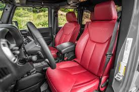 Jeep Wrangler Leather Interior 2013 Jeep Wrangler Unlimited Rubicon 10th Anniversary Edition