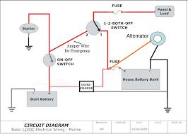 simple battery isolator diagram cruisers u0026 sailing forums