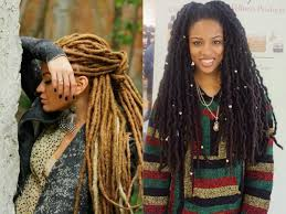 hair styles for women with medium dred locks eye catching black women dreadlocks for authentic looks hairstyles