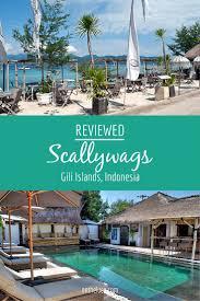 scallywags in gili trawangan reviewed gili trawangan indonesia