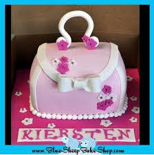 pink purse cake sculpted birthday cake blue sheep bake shop