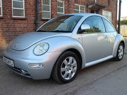 2003 volkswagen beetle 2 0 se in silver with full winter pack and