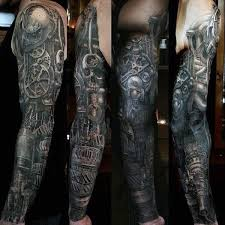 skull sleeve tattoos for women pictures to pin on pinterest