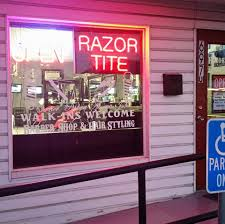 razor tite barber shop home facebook