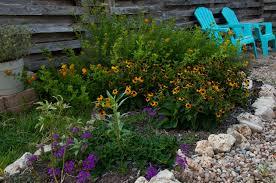 a round rock garden a garden is the best alternative therapy