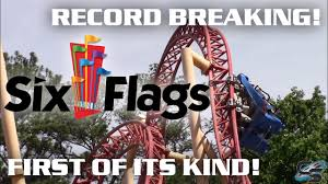 Six Flags Denver Six Flags To Add 5 Record Breaking Rides In 2018 Youtube