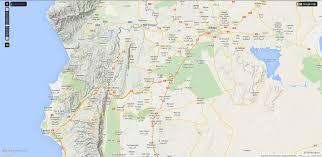 Best Road Trip Map Latakia U0026idleb U0026aleppo World Conflicts Research