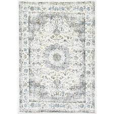 8 X 12 Area Rug Nuloom Verona Grey 4 Ft X 6 Ft Area Rug Rzbd07b 406 The Home Depot