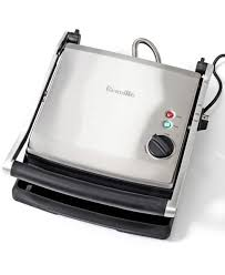 Breville Die Cast Toaster Breville Health Smart Grill Good Housekeeping